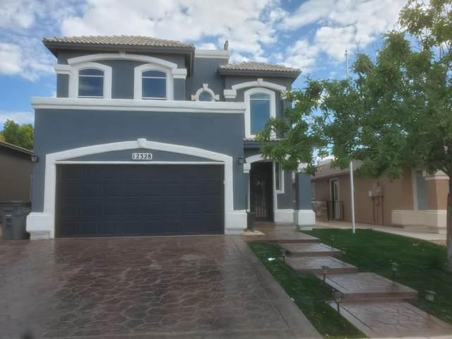 12328 Sombra Alegre Drive, El Paso, TX 79938 (MLS #848753) :: Preferred Closing Specialists