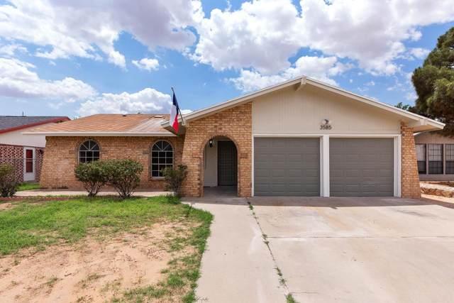 3585 Breckenridge Drive, El Paso, TX 79936 (MLS #848757) :: Mario Ayala Real Estate Group