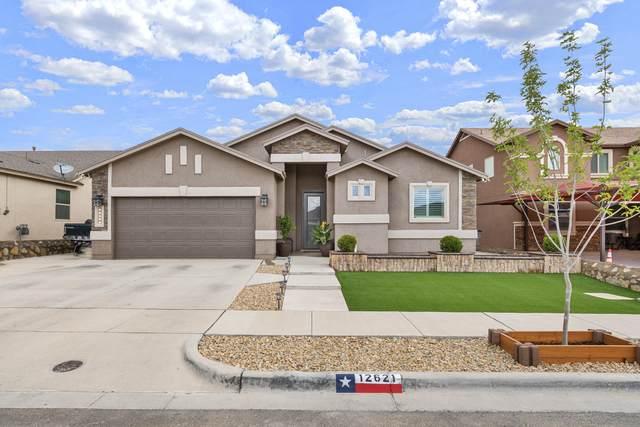 12621 Blue Heron Drive, El Paso, TX 79928 (MLS #848759) :: Preferred Closing Specialists
