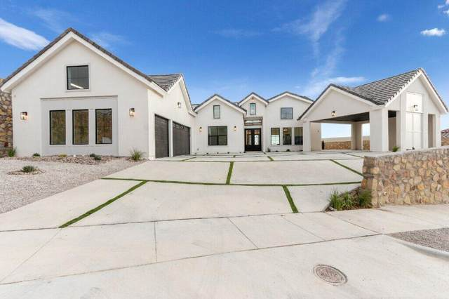 788 Lanner Street, El Paso, TX 79928 (MLS #848762) :: Red Yucca Group
