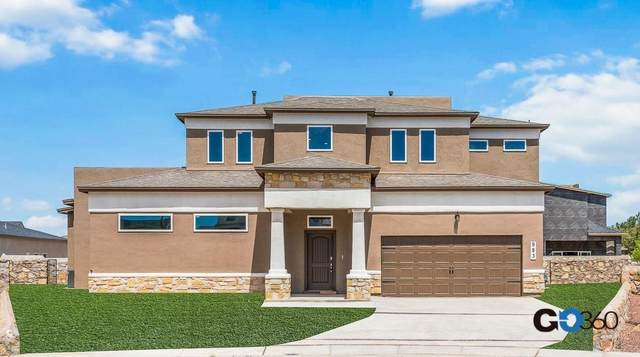 500 W La Entrada Circle, Sunland Park, NM 88063 (MLS #848763) :: Red Yucca Group