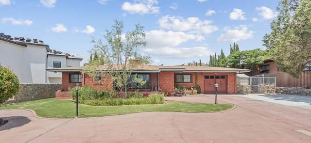 1511 Rim Road, El Paso, TX 79902 (MLS #848767) :: Red Yucca Group