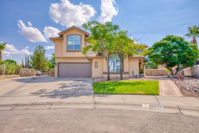 12267 Roberta Lynne Drive, El Paso, TX 79936 (MLS #848772) :: Red Yucca Group