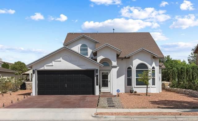 14288 Desert Sunset Drive, Horizon City, TX 79928 (MLS #848776) :: Preferred Closing Specialists