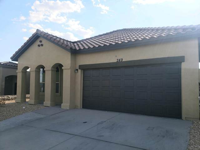 249 Ancroft Place, El Paso, TX 79928 (MLS #848783) :: Red Yucca Group
