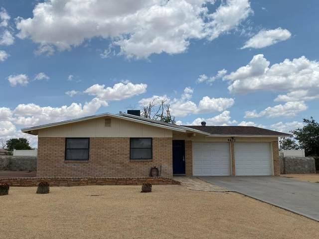 8672 Arboleda Drive, El Paso, TX 79907 (MLS #848784) :: The Matt Rice Group