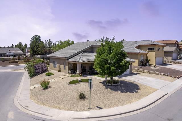 173 Kite Court, Santa Teresa, NM 88008 (MLS #848788) :: Red Yucca Group