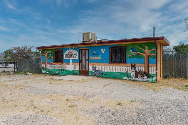 12955 Montana Avenue, El Paso, TX 79938 (MLS #848802) :: The Matt Rice Group