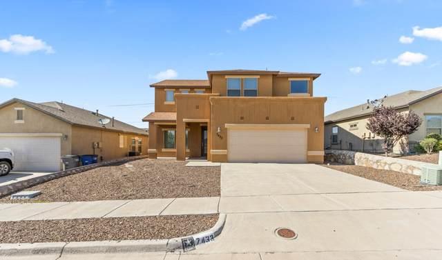 7433 Red Cedar Drive, El Paso, TX 79911 (MLS #848811) :: Preferred Closing Specialists