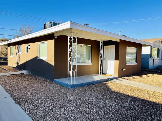 151 Courchesne Road, El Paso, TX 79912 (MLS #848818) :: Red Yucca Group