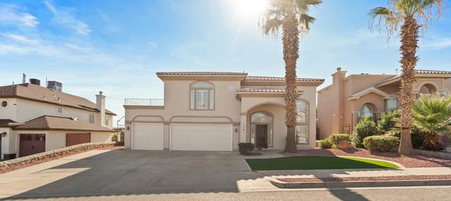 1359 Doc Holiday Place, El Paso, TX 79936 (MLS #848823) :: Red Yucca Group