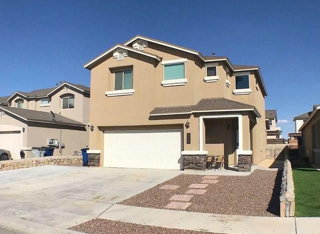 3888 Loma Brisa Drive, El Paso, TX 79938 (MLS #848825) :: Jackie Stevens Real Estate Group