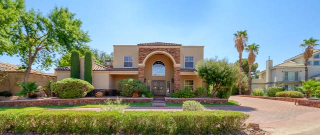 5308 Cory Drive, El Paso, TX 79932 (MLS #848838) :: Red Yucca Group