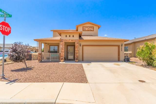5889 Blackwood Street Street, Santa Teresa, NM 88008 (MLS #848840) :: Mario Ayala Real Estate Group