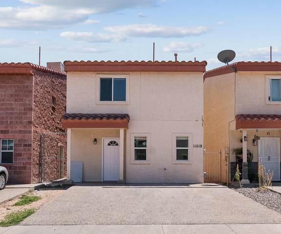 11018 Splendor Court, El Paso, TX 79936 (MLS #848848) :: Red Yucca Group