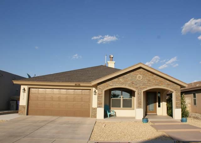 4836 Adrian Campos Street, El Paso, TX 79938 (MLS #848851) :: Red Yucca Group
