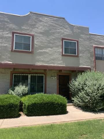 212 Montebello Drive, El Paso, TX 79912 (MLS #848852) :: Red Yucca Group