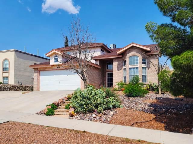 1404 Copper Ridge Drive, El Paso, TX 79912 (MLS #848858) :: Red Yucca Group