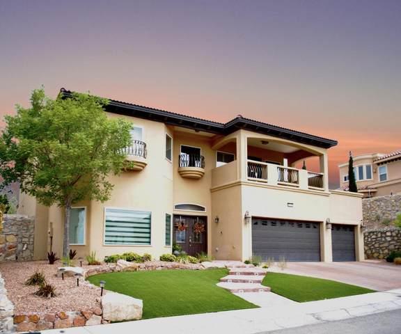 1165 Calle Lomas Drive, El Paso, TX 79912 (MLS #848860) :: The Matt Rice Group