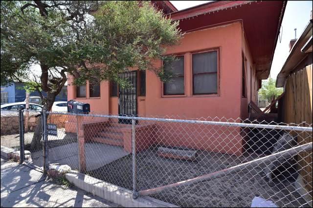 2218 Myrtle Avenue, El Paso, TX 79901 (MLS #848868) :: Jackie Stevens Real Estate Group
