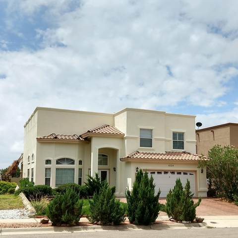 6324 Franklin Ridge Drive, El Paso, TX 79912 (MLS #848870) :: Red Yucca Group