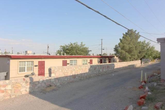 4014 Lincoln Avenue 1,2,3,4, El Paso, TX 79930 (MLS #848880) :: Preferred Closing Specialists