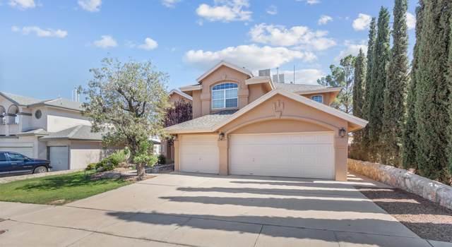 12528 Sun Cove Avenue, El Paso, TX 79938 (MLS #848888) :: Jackie Stevens Real Estate Group