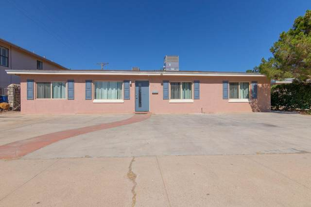 1516 Brookhaven Drive, El Paso, TX 79925 (MLS #848890) :: The Purple House Real Estate Group
