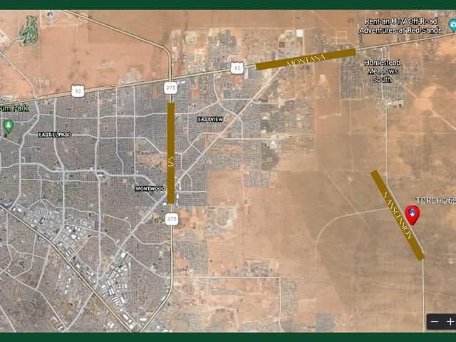 TBD Tbd, El Paso, TX 79928 (MLS #848902) :: Preferred Closing Specialists