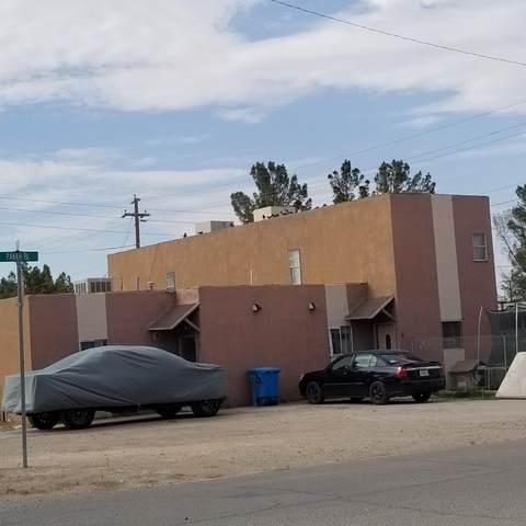 421 Panahi Road A,B,C,D, Socorro, TX 79927 (MLS #848907) :: Preferred Closing Specialists