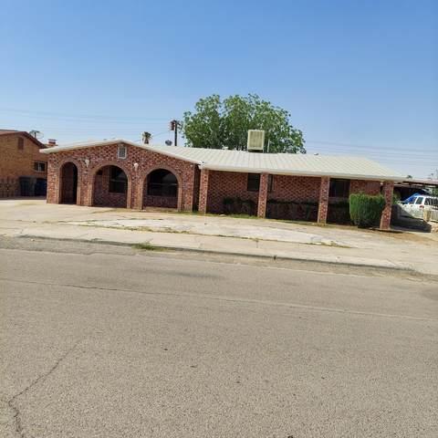 6101 Athens Ct., El Paso, TX 79905 (MLS #848911) :: The Matt Rice Group