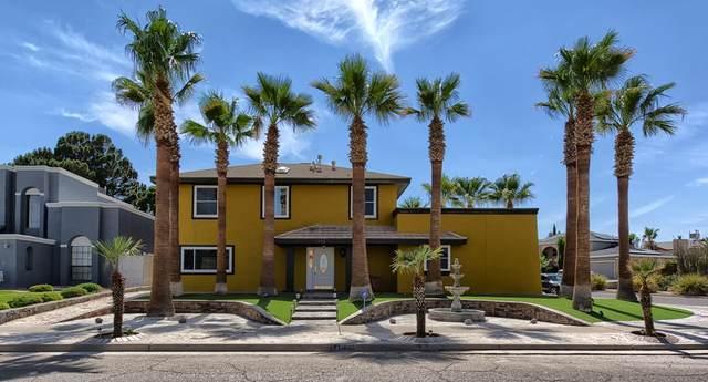1933 Gus Moran Street, El Paso, TX 79936 (MLS #848916) :: Summus Realty