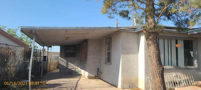 4020 Sheppard Avenue, El Paso, TX 79904 (MLS #848919) :: Red Yucca Group