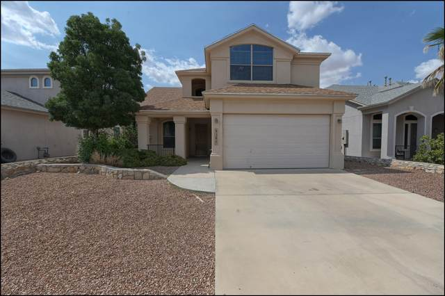 5361 Ignacio Frias Drive, El Paso, TX 79934 (MLS #848920) :: The Matt Rice Group