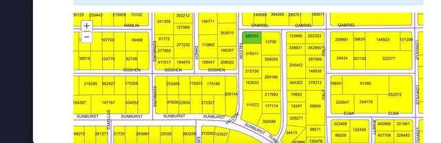 525 Tbd #67 Lot 7, Horizon City, TX 79928 (MLS #848921) :: Preferred Closing Specialists