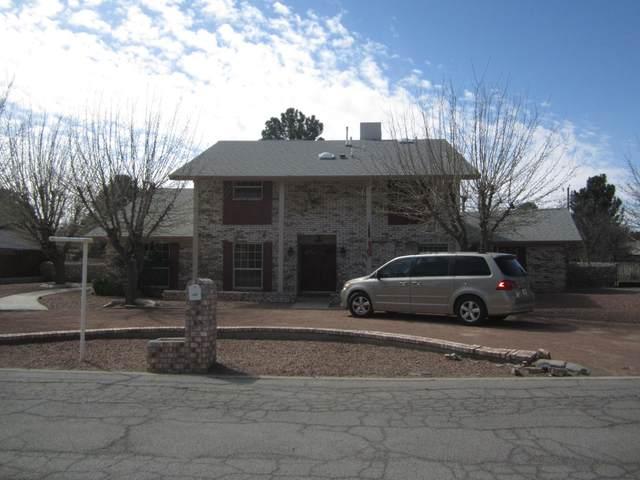 1089 Esplanada Circle, El Paso, TX 79932 (MLS #848948) :: Jackie Stevens Real Estate Group