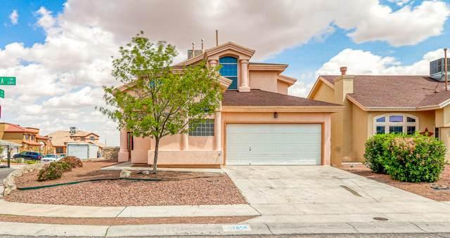 12856 Tierra Ayala, El Paso, TX 79938 (MLS #848949) :: Preferred Closing Specialists