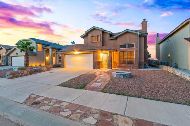 7133 Mesquite Tree Lane, El Paso, TX 79934 (MLS #848950) :: Red Yucca Group