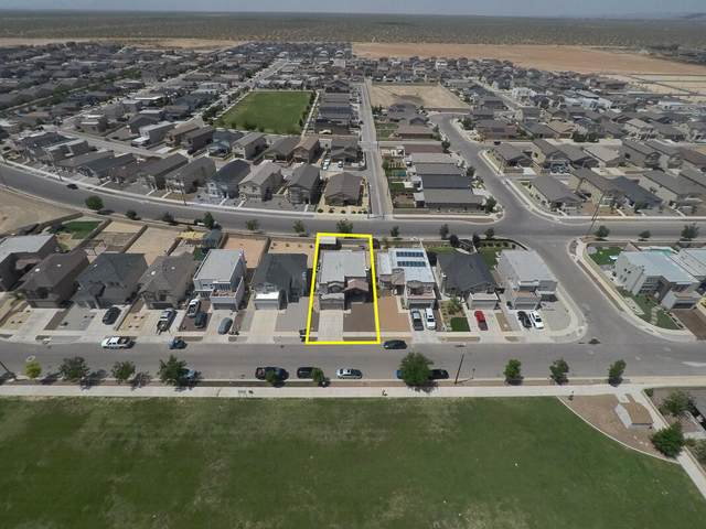 14423 Vincent Kalel, El Paso, TX 79938 (MLS #848963) :: Red Yucca Group