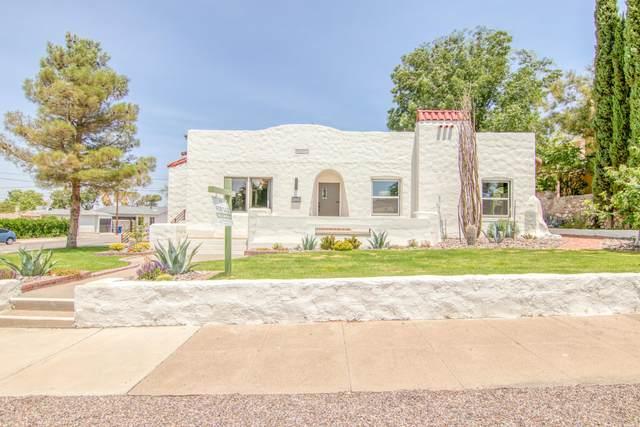 501 E Robinson Avenue, El Paso, TX 79902 (MLS #848964) :: Preferred Closing Specialists