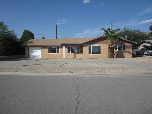 6013 Palo Alto Avenue, El Paso, TX 79912 (MLS #848966) :: Red Yucca Group