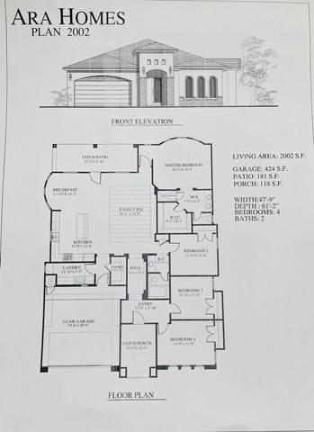 1746 Bull Ring Street, El Paso, TX 79928 (MLS #848974) :: Mario Ayala Real Estate Group