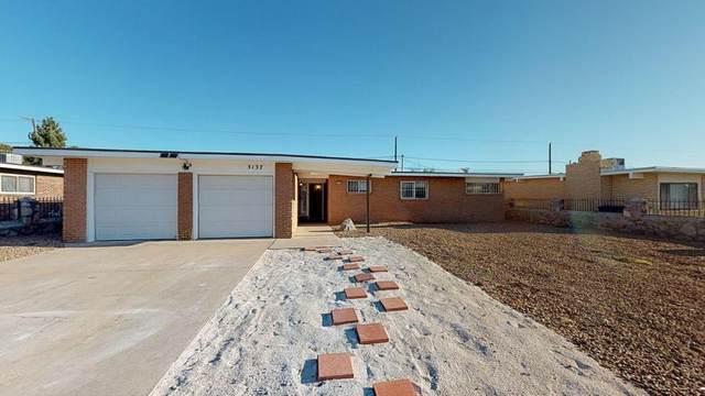 5137 Yvette Avenue, El Paso, TX 79924 (MLS #848997) :: Red Yucca Group