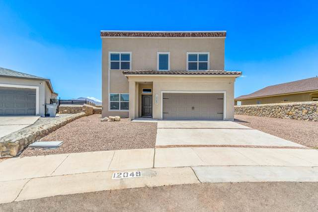 12049 Mesquite River Drive, El Paso, TX 79934 (MLS #849002) :: Red Yucca Group