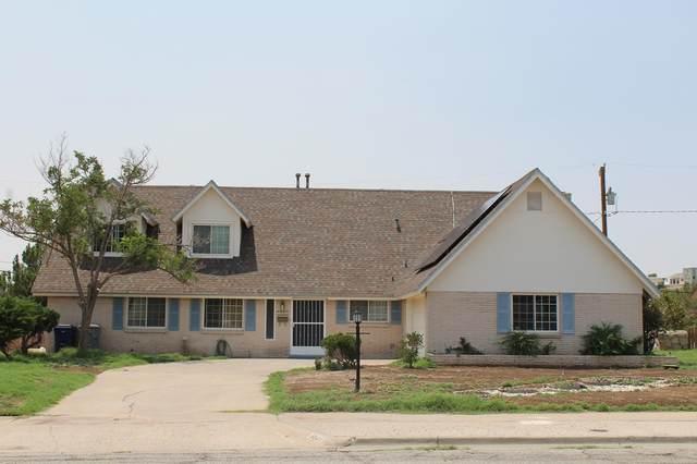5907 Cabrillo Drive, El Paso, TX 79912 (MLS #849006) :: Jackie Stevens Real Estate Group