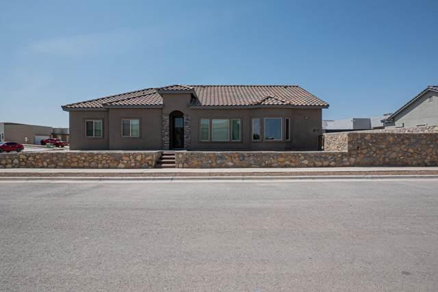 805 Rakas Road, El Paso, TX 79928 (MLS #849009) :: Red Yucca Group