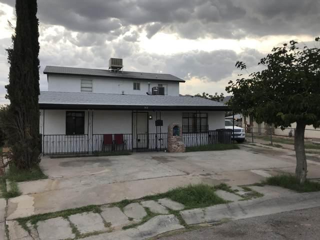 517 Bataan Circle, El Paso, TX 79903 (MLS #849010) :: Mario Ayala Real Estate Group