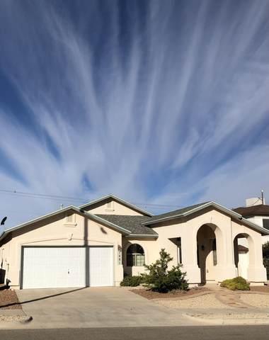 1481 Luz De Sol Drive, El Paso, TX 79912 (MLS #849012) :: Red Yucca Group