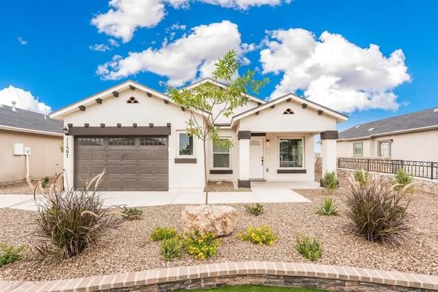804 Plains Blackfoot Drive, Socorro, TX 79927 (MLS #849030) :: The Matt Rice Group