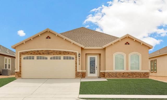 816 Plains Blackfoot Drive, Socorro, TX 79927 (MLS #849035) :: Red Yucca Group